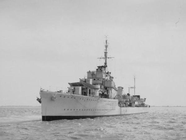 HMS_Foresight