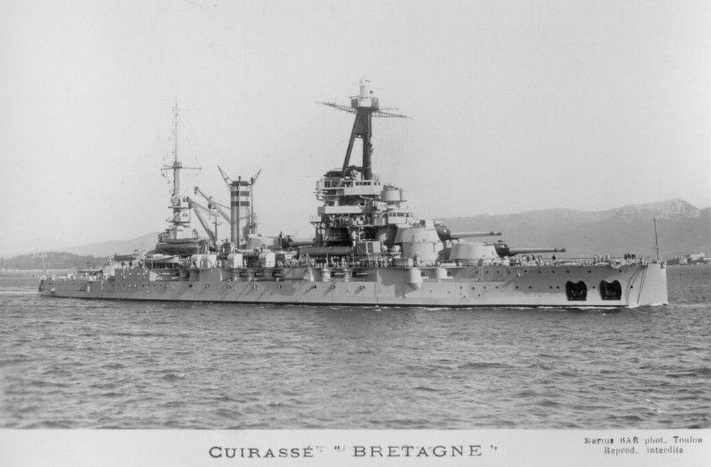 Recherche le navire Le Bretagne Bretagne1