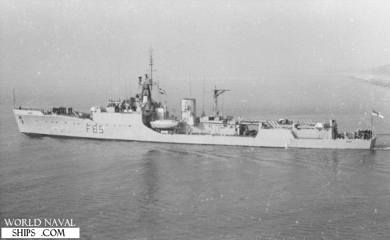 HMS KEPPEL